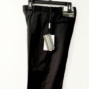 NWT Dress Pants by Signature Size 44 Black